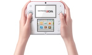 Nintendo 2DS Gaming System and New Super Mario Bros. 2