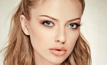 $45 for a Full Set of Eyelash Extensions at Oh Aicha ($85 Value)