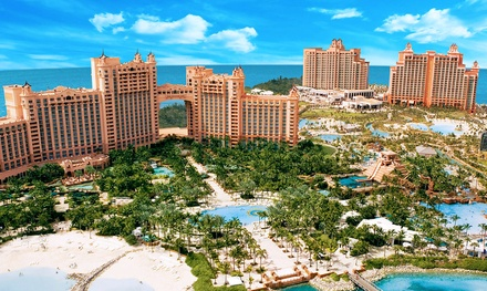 groupon daily deal - Save up to 50% with up to $450 in Air & Resort Credits and a free Dolphin Interaction