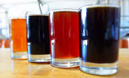 image for $17 for Two Flights of Five 5-oz Tasters and Two Pints of Beer at YOLO Brewing Company ($32 Value)