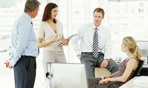 1st Financial Business Solutions: Business Consulting Services at 1st Financial Business Solutions (50% Off)