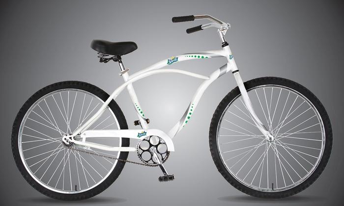 Cycle Force Men's 26 Single-Speed Cruiser Bike