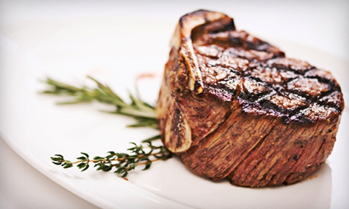 Winthorpe & Valentine - Philadelphia: $70 for a Four-Course Upscale American Dinner for Two at Winthorpe & Valentine ($144 Value)
