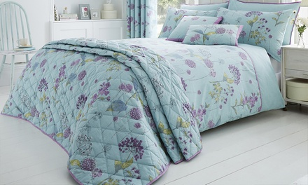 200TC Shabby Botanical Duvet Set