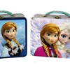 7-Piece Frozen Tin Lunchbox with 6-Piece Accessory Set
