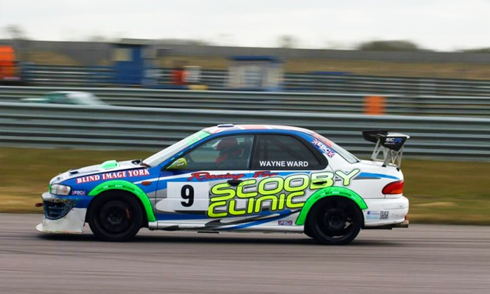 Sportech Motorsport - Brandon: Rally Taster Experience at Sportech Motorsport (65% Off)