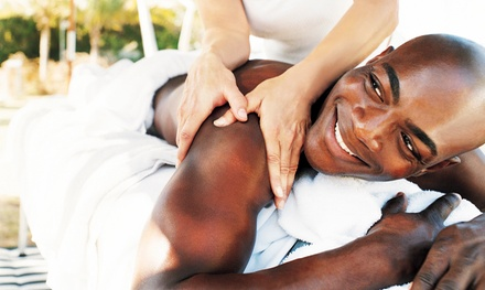 60- or 90-Minute Massage at Breathing Hands (Up to 53% Off)