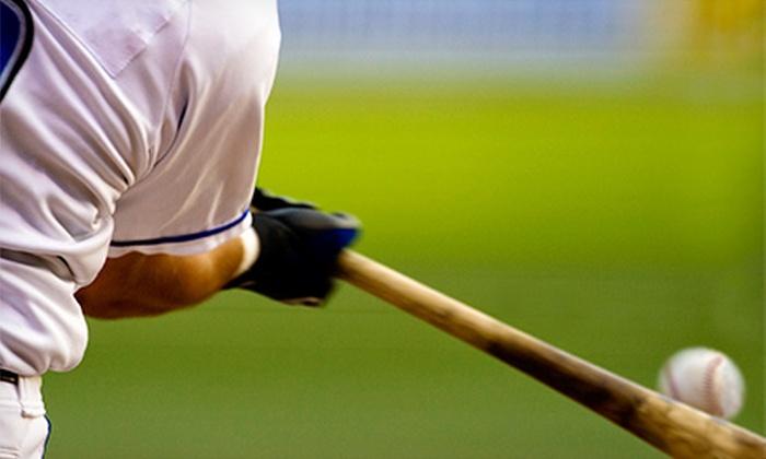 Nashville Baseball Training Academy - Nashville: Batting-Cage or Facility Rental at Nashville Baseball Training Academy (Up to 56% Off). Four Options Available.