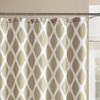 Kenter Fabric Jacquard Shower Curtain
