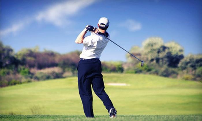 Central Mass Golf - Holyoke: Western or Central Massachusetts 2013 Season Golf Pass from Western Mass Golf (Up to $64.95 Value)