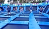 One-Hour Trampoline Park Entry