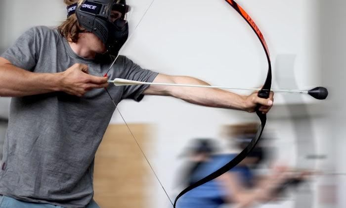 Get Ready! Archery and Survival Programs Inc. - Just for Fun Sporting Club: Up to 56% Off archery at Get Ready! Archery and Survival Programs Inc.