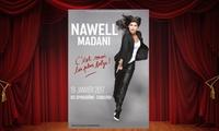 Une place pour Nawell Madani au Spiroudrôme de Charleroi le 1901 à 20h dès 24,99€