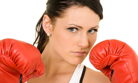 10 or 20 Boxing Classes at Strike-Zone (Up to 83% Off)