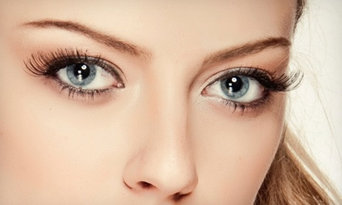 The Lash Lounge Austin - Austin: Full Set of Eyelash Extensions with Up to 45 or 60 Lashes Per Eye at The Lash Lounge Austin (Up to 64% Off)