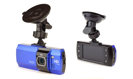 G800 Full HD 1080p Car Camera with Optional Kingston microSD Card from $64.99–$84.99