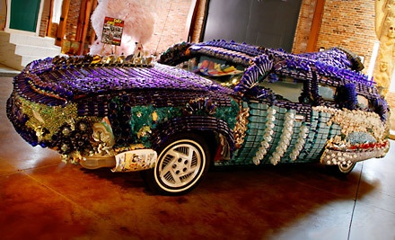 Admission for 1 Person  - American Visionary Art Museum in Baltimore