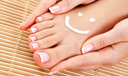 Mani-Pedi at Nails Naturally (Up to 53% Off). Two Options Available.