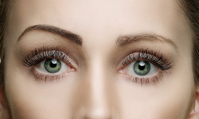 luxury Lounge - Salt Lake City: $100 for Permanent Eyebrow Makeup ($250 Value) — luxury Lounge