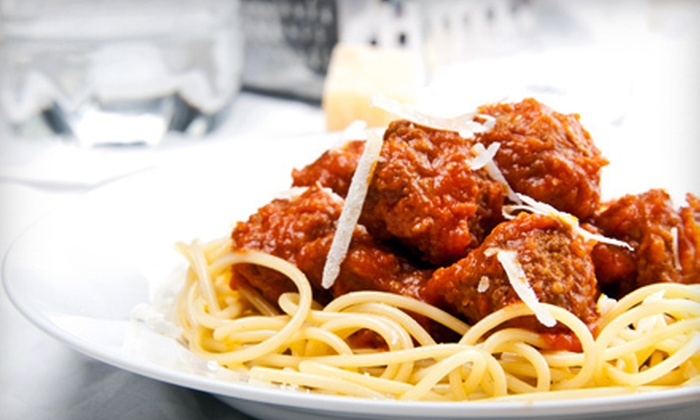 Viva Vocé Café - Merriwood: Italian Cuisine for Dinner for Two or Four at Viva Vocé Café (Up to 51% Off)