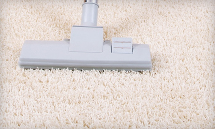 Quick-Dry Carpet Care - Irondequoit: Carpet Cleaning for Three Rooms or a Carpet and Sofa Cleaning Package from Quick-Dry Carpet Care (Up to 51% Off)