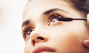 All Dolled Up Beauty Servives: Up to 60% Off Eyelash Extensions at All Dolled Up Beauty Servives