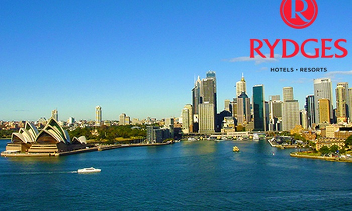 how to get to rydges north sydney