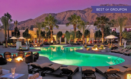 Stay for Two at Riviera Palm Springs in Palm Springs, CA, with Dates into April