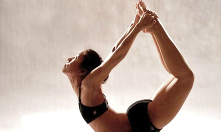 5 or 10 Yoga Classes at Bikram Hot Yoga Columbus (45% Off)
