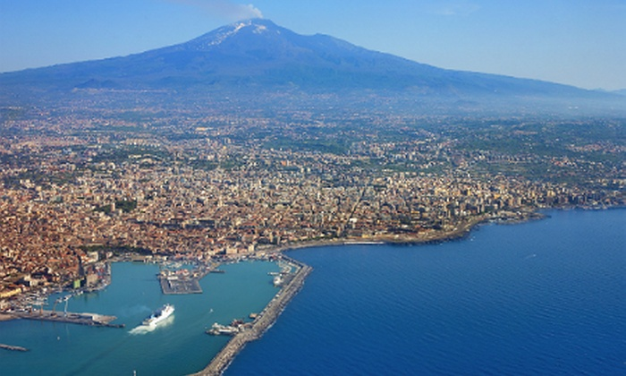 4 sicily stay at crystal travel groupon getaways - Il cuciniere catania ...