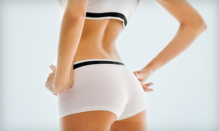 The Aesthetic Spa - Green Bay: $125 for Two i-Lipo Body-Contouring Treatments at The Aesthetic Spa ($500 Value)