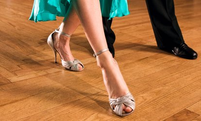 image for <strong>Dance</strong> Lessons for an Individual or a Couple at DeSarge Danceworld (Up to 75% Off)