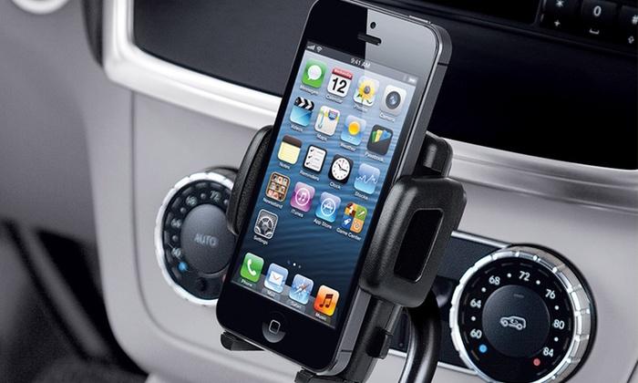 Merkury Innovations Smartphone Power Mount (MI-UPG12-110): $11.99 for a Merkury Innovations Smartphone Power Mount Dual USB Charger ($29.99 List Price). Free Returns.