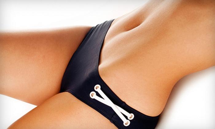 Sacred Lotus Skincare & Holistic Wellness - Koreatown: 4, 8, or 10 Ultrasonic-Cavitation Liposuction Treatments at Sacred Lotus Skincare & Holistic Wellness (Up to 95% Off)