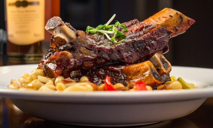 Crossings Pub & Eatery - Multiple Locations: C$15 for C$30 Worth of Pub Food at Crossings Pub & Eatery