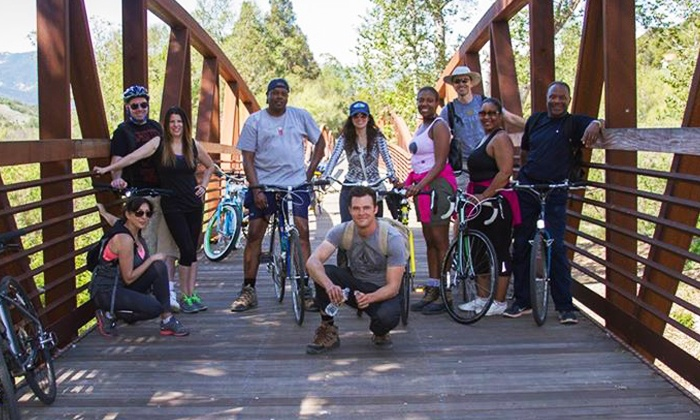 Good2Go Adventure Tours - Malibu: $155 for Bike, Hike & Wine for 2 at Good2Go Adventure Tours