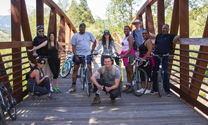 Good2Go Adventure Tours: $155 for Bike, Hike & Wine for 2 at Good2Go Adventure Tours