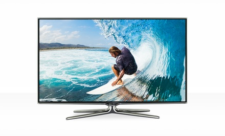 "groupon daily deal - 55"" Samsung LED 1080p Smart HDTV"
