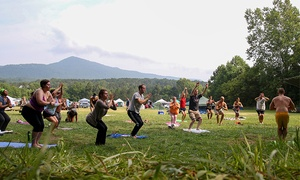 Shensara Festival: Shensara: Yoga and Meditation Fest at The Farm on August 14–16 (Up to 44% Off)