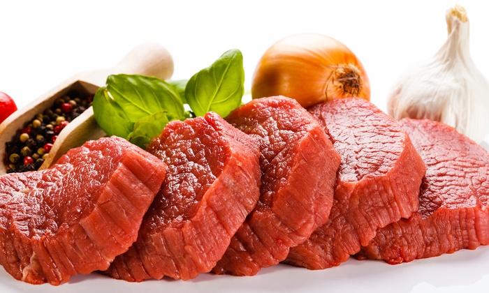 Monty's Beef Company - Royal Oak: 8- or 12-oz Steak Packages, or a Six-Month Club Membership from Monty's Beef Company (Up to 46% Off)