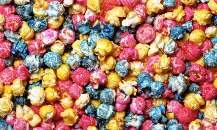 $12 for $20 Worth of Gourmet Popcorn and Handcrafted Desserts at Metropolis Popcorn