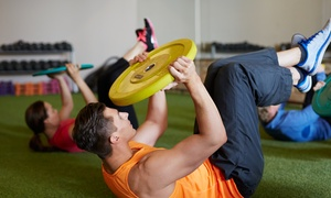 Expression Fitness: Four Weeks of Unlimited Strength and Conditioning Classes at Expression Fitness (70% Off)