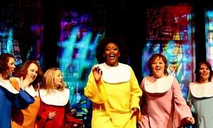 """BEST WESTERN PLUS Palatin Kongresshotel und Tagungszentrum: Musical-Karte für """"Sister Hits Act"""" am 20.02. im BEST WESTERN PLUS Palatin Kongresshotel und Tagungszentrum (50% sparen)"""