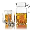 Jay Companies Five-Piece Florence Beverage Set with Pitcher