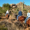 Up to 48% Off a Trail Ride on Horseback