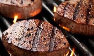 Marias Grill Restaurant: Portugiesisches 4-Gänge-Fisch- oder Fleisch-Menü für 2 oder 4 Personen im Marias Grill Restaurant (bis zu 53% sparen*)