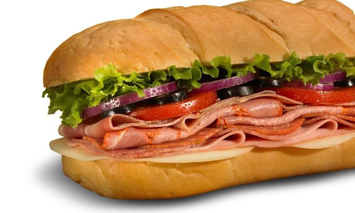Submarina - Submarina Vista: Deli Meal for One or Two at Submarina (44% Off)