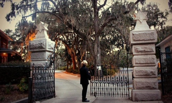 Shannon Scott Tours - Thunderbolt: Daytime or After-Hours Tour of Bonaventure Cemetery for One or Two from Shannon Scott Tours (Up to 60% Off)