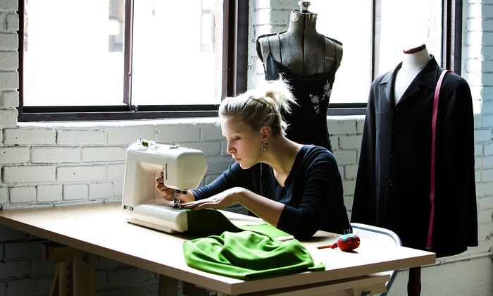 Sew More Couture - Severn: Introductory Sewing Class for Two People at Sew More Couture (68% Off)