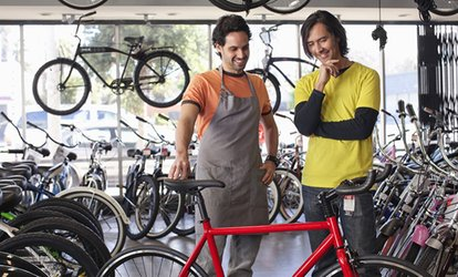 image for Bicycle Service for £20 at McGanns Cycle Centre (56% Off)